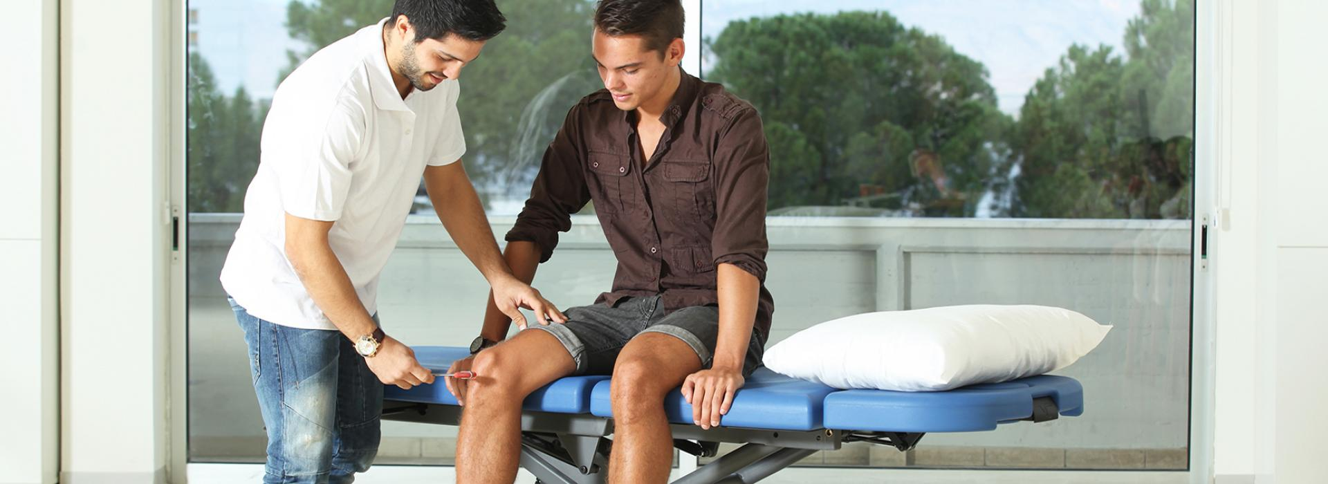 Study physical therapy in italy
